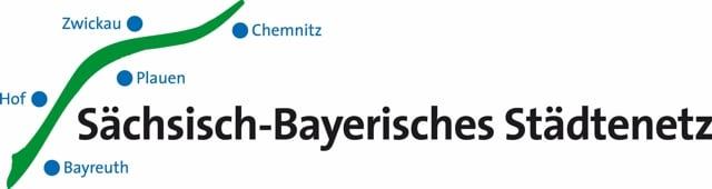 Logo Sächsisch-Bayerisches Städtenetz