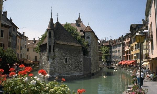 Altstadt von Annecy