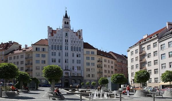 Eindruck aus Prag 6