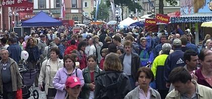 Bürgerfest Foto: Ritter
