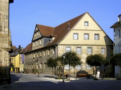 Historisches Museum - Sitz der Verwaltung des Bayreuther Stadtarchivs.