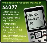 SMS-Parken