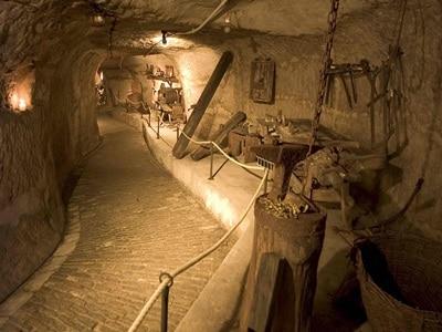 Katakomben Museum