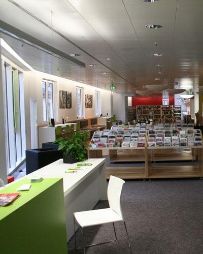 Sadtbibliothek