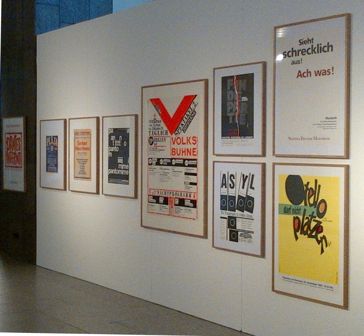 Kleine Plakatmuseum