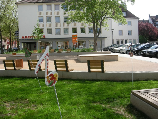 Stadtgestaltung Maßnahme 1