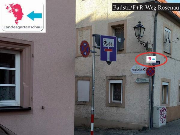 """Wege zur Wilhelminenaue"" Maßnahme 2"