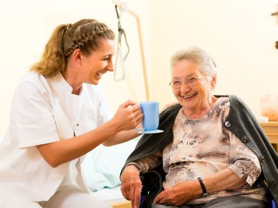 Symbolbild Pflegekräfte