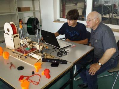FabLab Bayreuth - Offene High-Tech-Werkstatt
