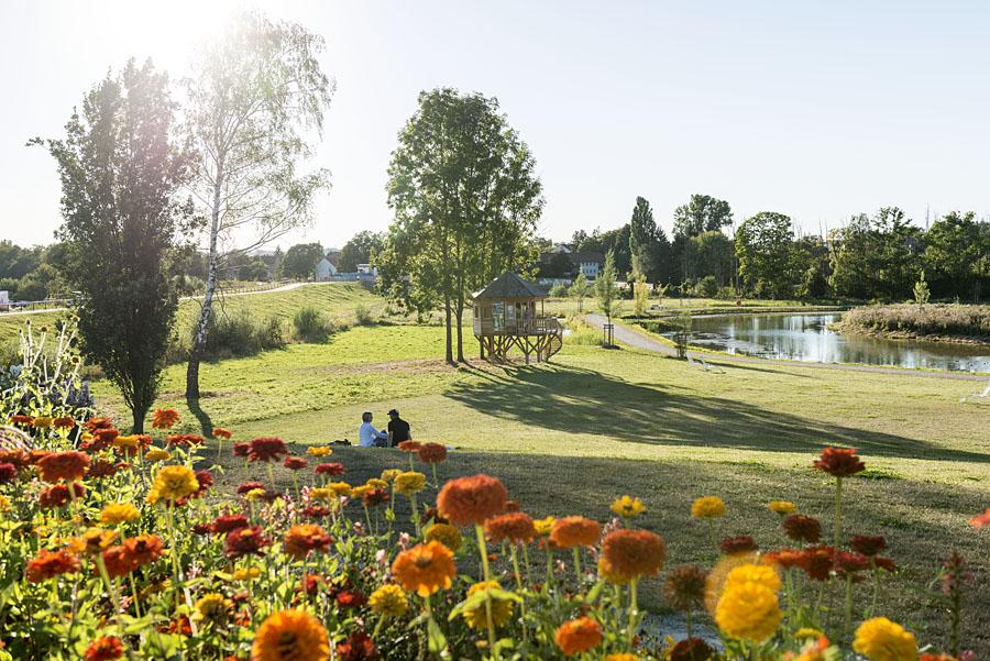 Wilhelminenaue Neuer Park