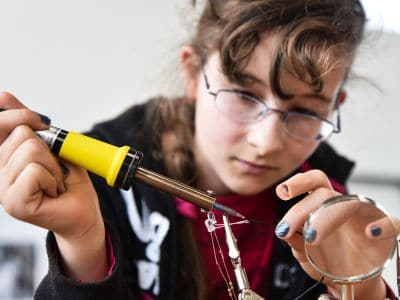 Jährlich rund 700 Plätze für Schülerinnen in der Region Bayreuth