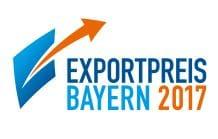 Logo Exportpreis Bayern 2017