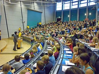 KinderUniversität in Bayreuth