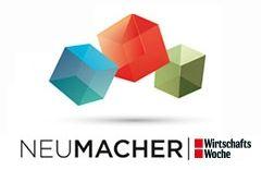 Logo Neumacher Gründerpreis
