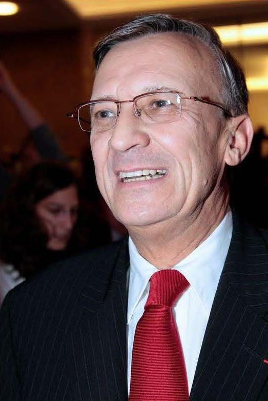 Bernard Bosson