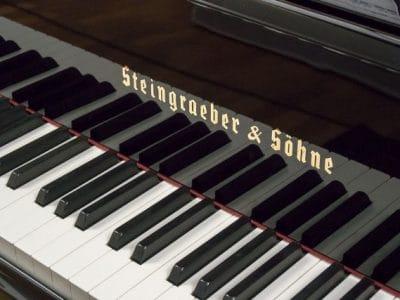 Symbolbild Steingraeber-Klavier