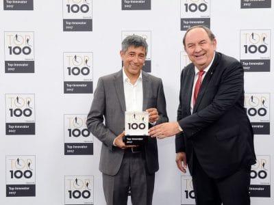 Auszeichnung beim Mittelstands-Summit Top 100 für DESKO GmbH