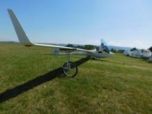 Segelflugaufbau