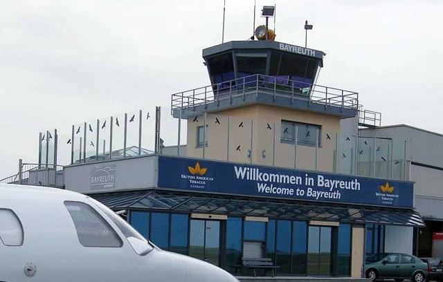 Tower am Flugplatz Bayreuth