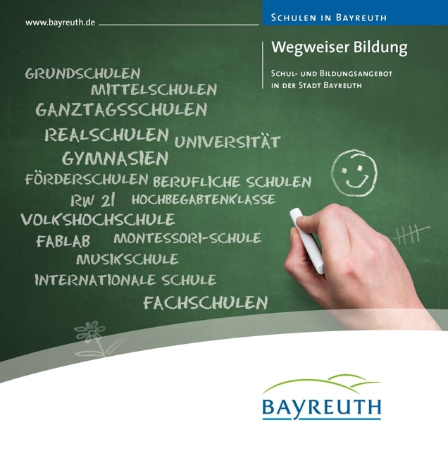 Cover Wegweiser Bildung