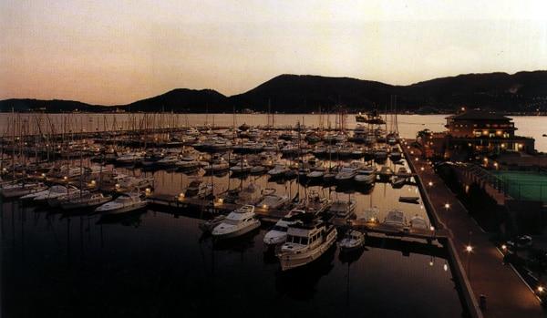 Hafen von La Spezia