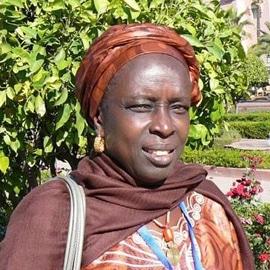 Madjiguène Cissé