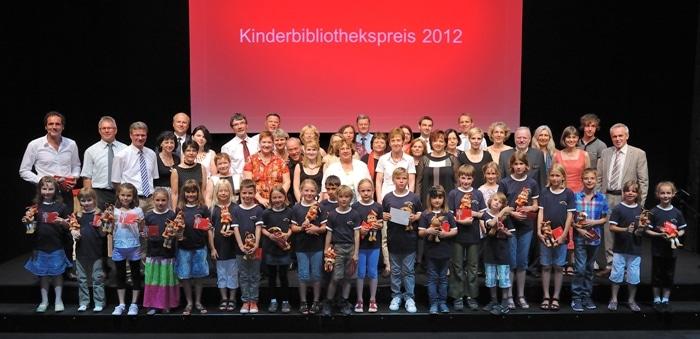 Gruppenfoto Preisverleihung Kibipreis