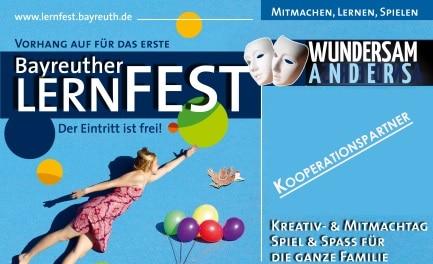 Plakat Lernfest