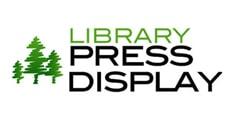 Logo Library Press Display