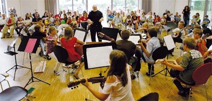Konzert der Musikschule