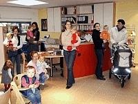 Blick in die Familienbildungsstätte