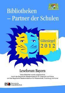 Logo Bibliotheken - Partner der Schulen