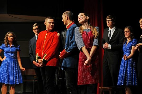 Schultheatertage 2016