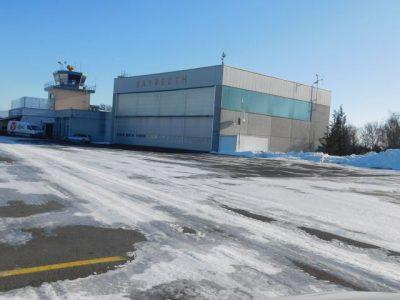 Hangar Stadt