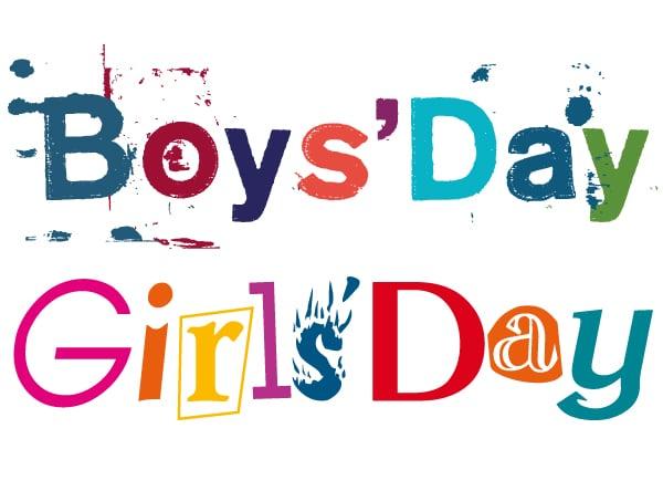 jetzt anmelden für den schnuppertag beim girls und boys day