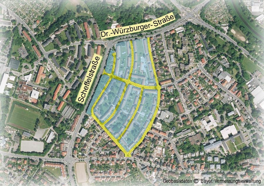 Rahmenplanung Herzoghöhe