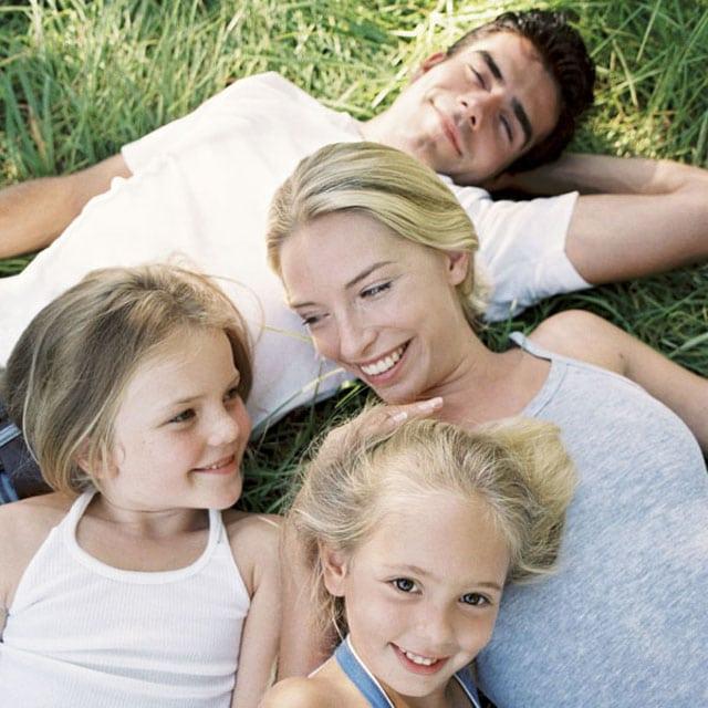 Schaubild Familie