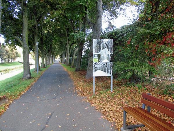 EFRE-Projekt im Hofgarten