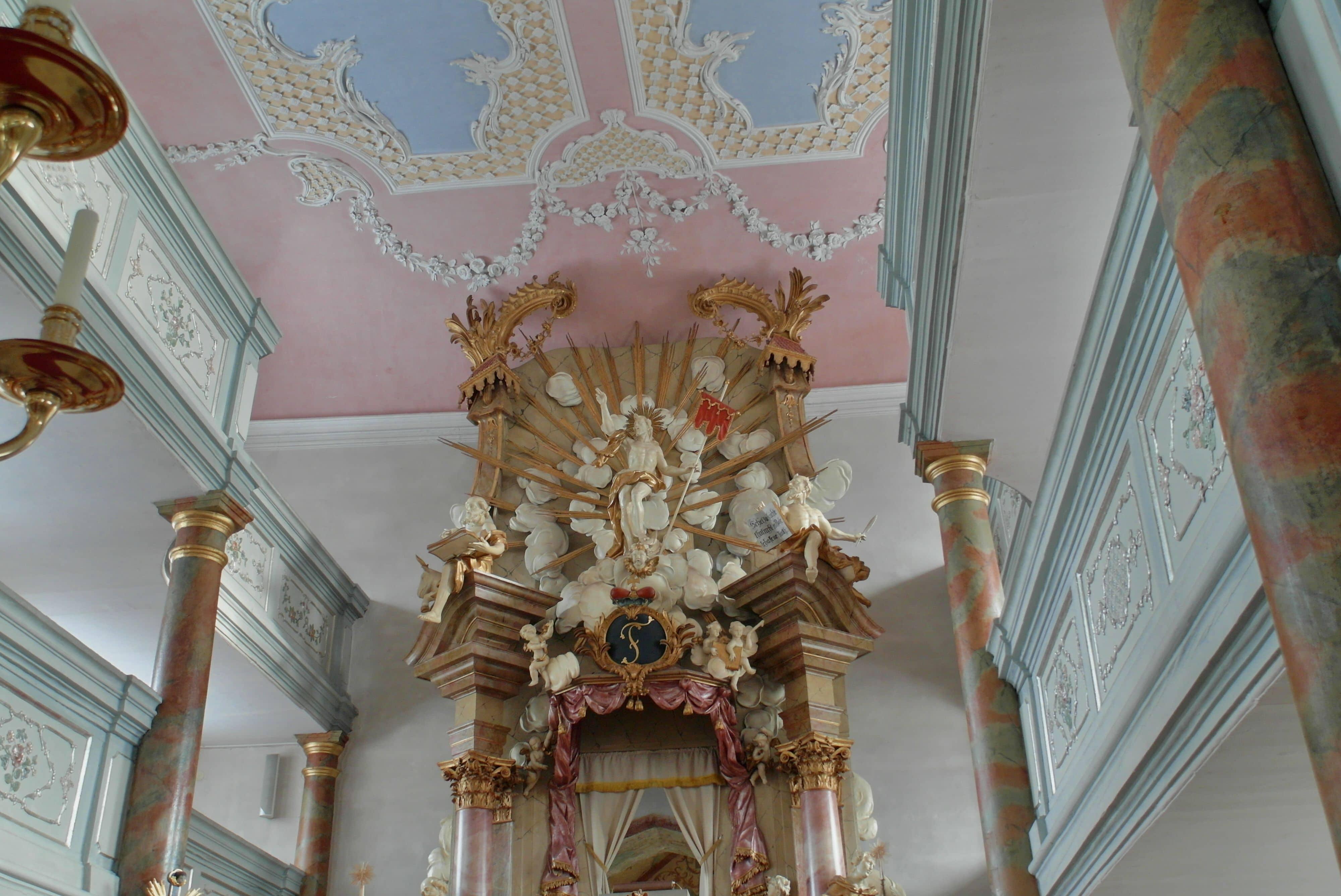 St. Johannis Empore