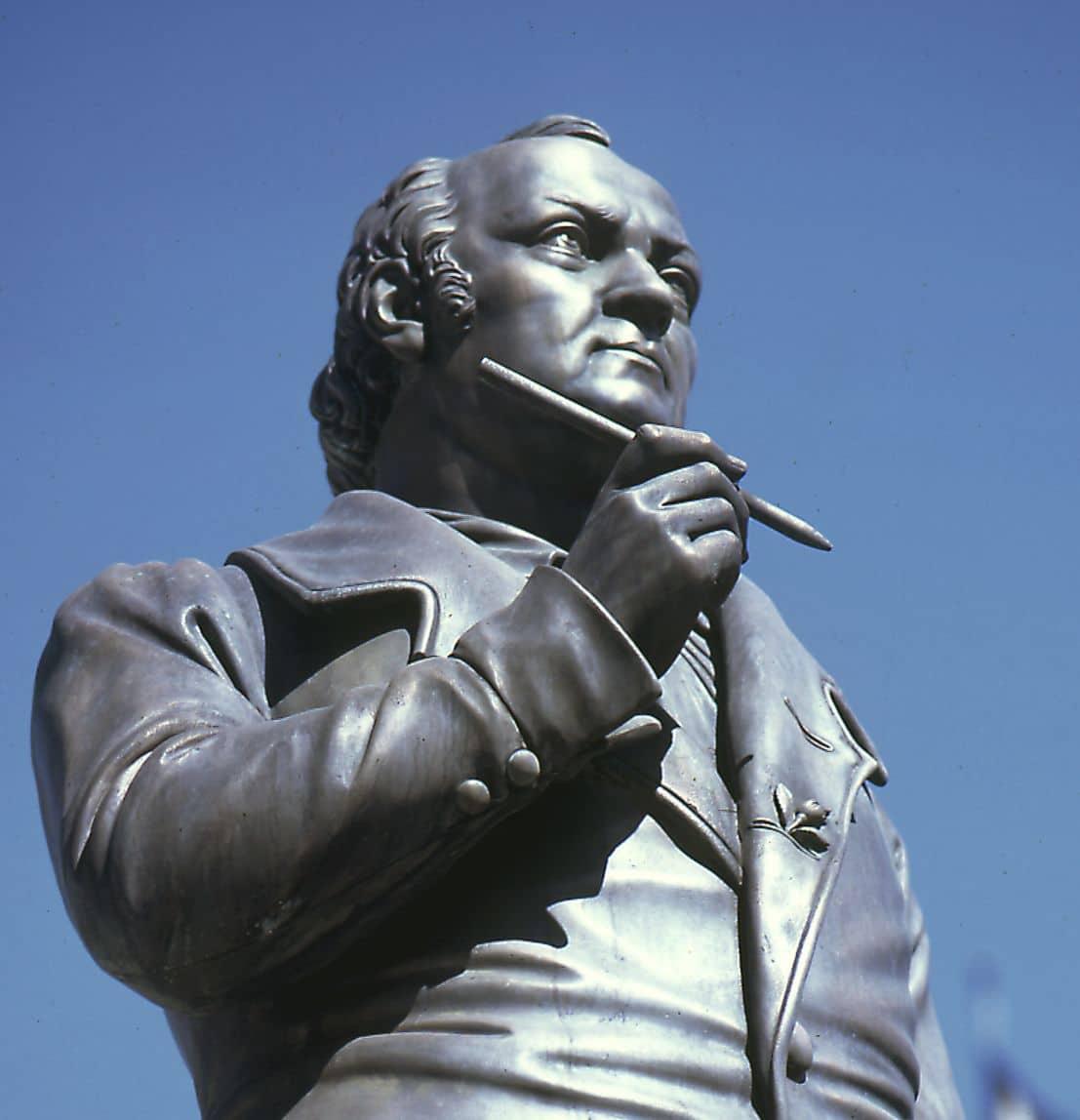 Jean-Paul-Denkmal