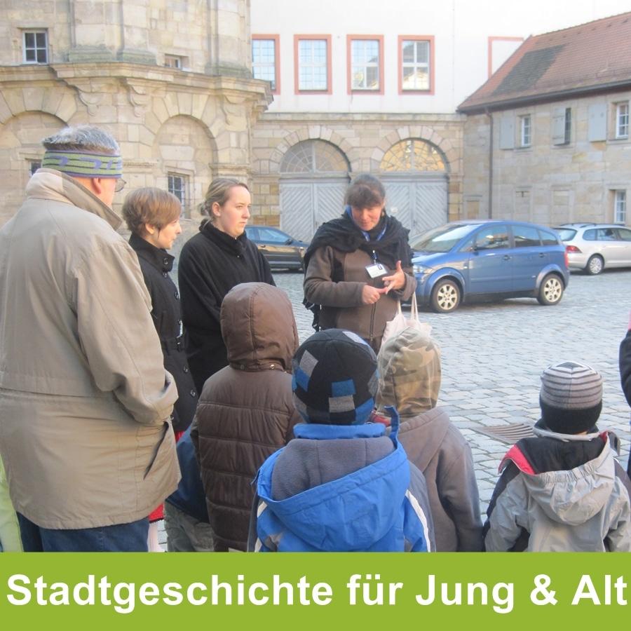 Stadtgeschichte für Jung & Alt