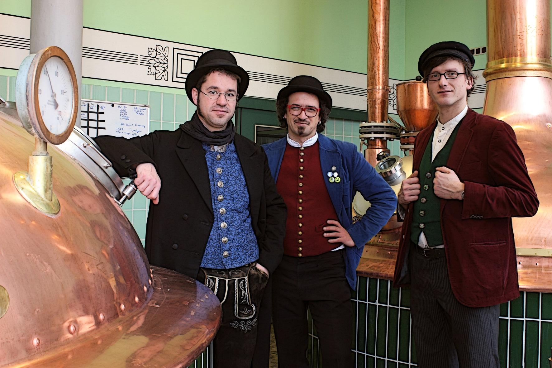 Lambertz Saam Richter - Bier gewinnt!
