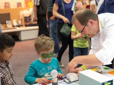 Das Lernfest in Bayreuth mit vielen MINT-Angeboten