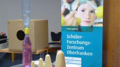 Plakat MINT_Schülerforschungszentrum