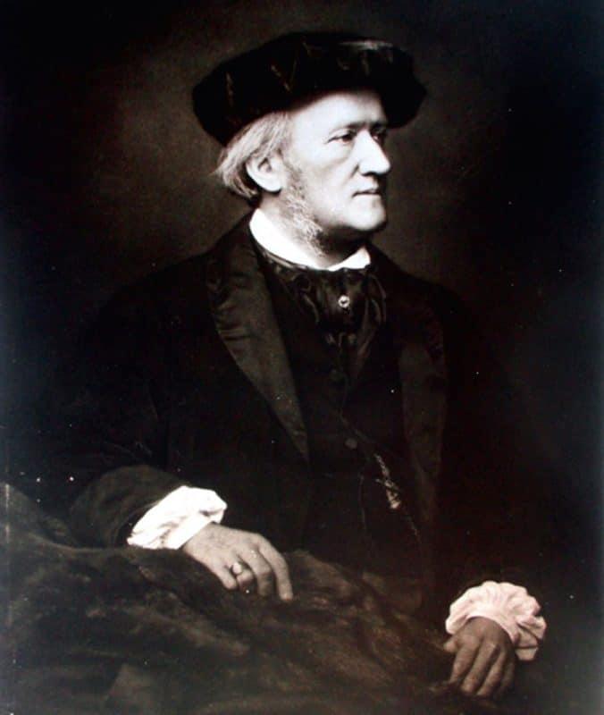 Richard Wagner im Jahr 1871