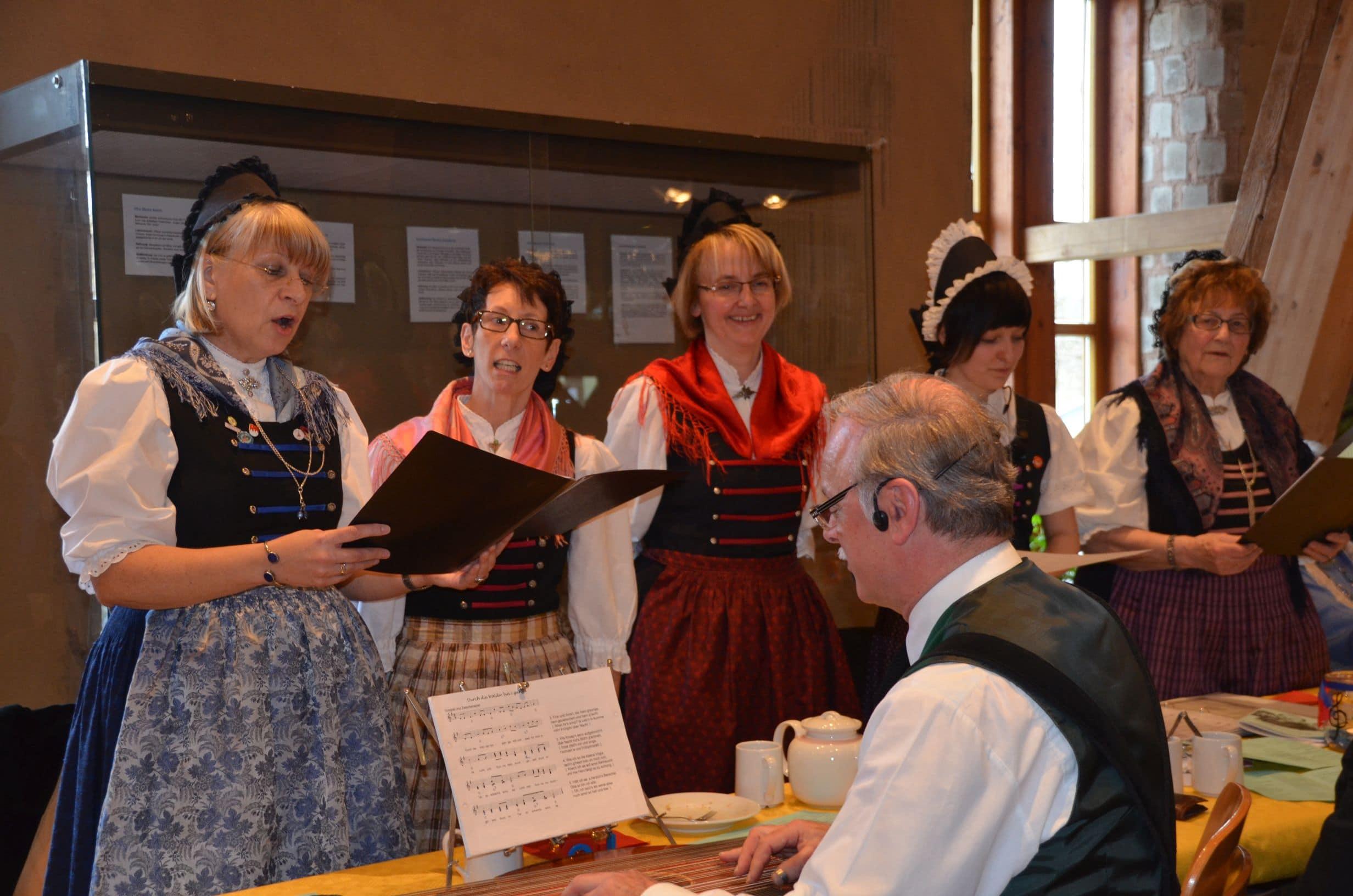 Sängerinnen der Alt-Bayreuther