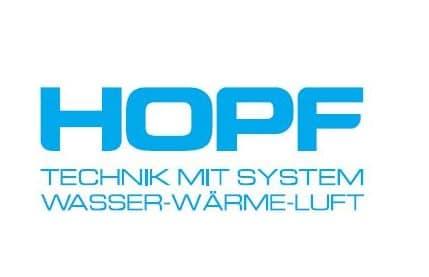 Logo der Firma Hopf