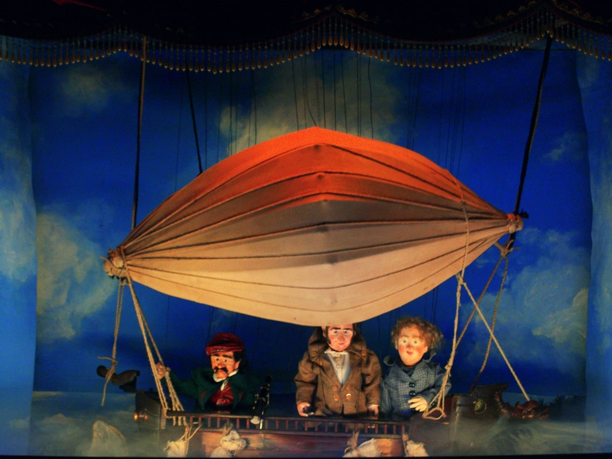 Operla- Das Marionettentheater