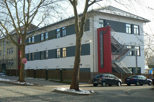 Städtische Wirtschaftsschule
