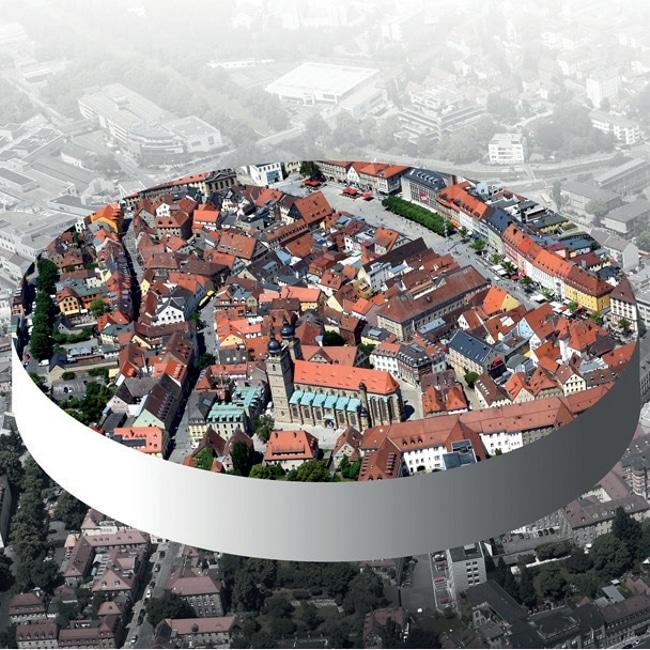 symposium befasst sich mit bayreuths gassenviertel. Black Bedroom Furniture Sets. Home Design Ideas